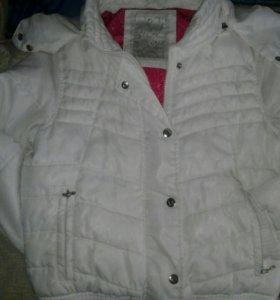 Куртка демтсизонная на девочку