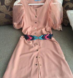 Новое платье реплика Prada