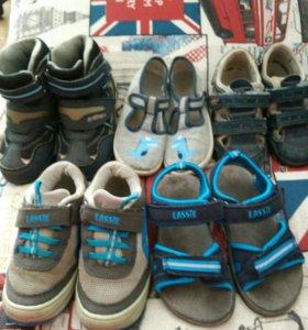 Обувь для мальчика р.27, 28