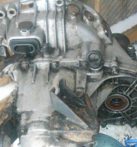 Авто-коробка передач.ВАЗ 21099.5-ступка