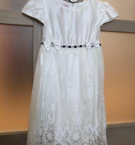 Платье. р.122