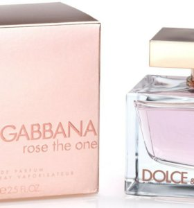 Dolce Gabbana Rose The One 75ml