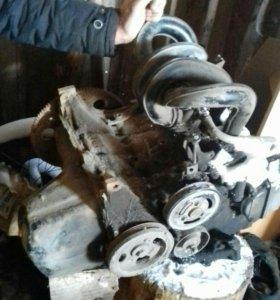 Двигатель Тойота витц