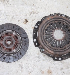 Корзина и диск сцепления на ВАЗ 2101-07
