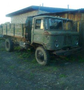 ГАЗ 66 на запчасти