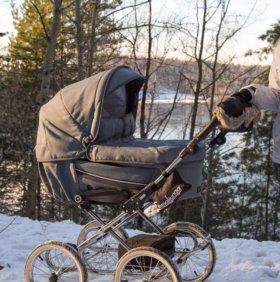 Детская коляска Эммалюнга 2 в 1 Швеция