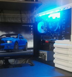 4 ядра AMD FX 4130 3.80Ghz / HD 7700 Series