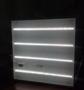 Светодиодный офисный светильник 36ватт