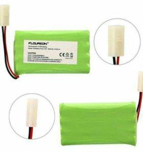 Floureon аккумулятор 9.6 В новый