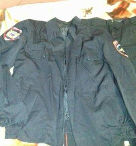 Форма ПШ(куртка на молнии + брюки)