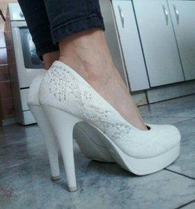 Свадебные туфли Р-39-39.5