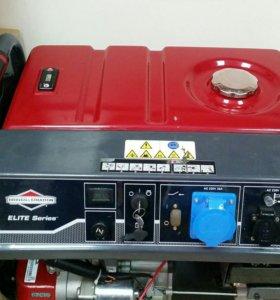 Генератор Briggs & Stratton Elite 7500 EA
