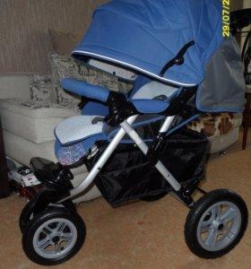 Прогулочная коляска Capella S-901