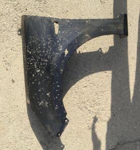 Крыло на Хундай солярис