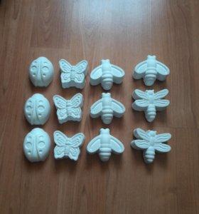 Гипсовые фигурки для раскрашивания