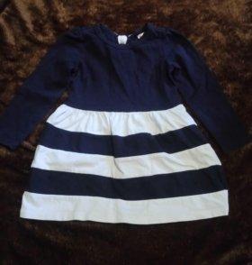 Платье на рост 80-86