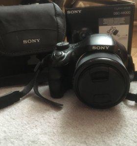 Фотоаппарат SonyHX300