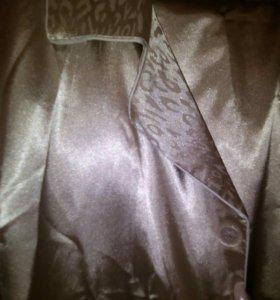 Шёлковая мужская пижама