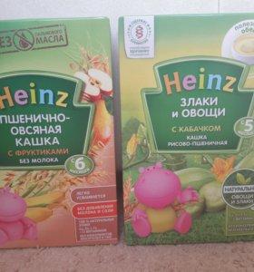 Каши детские Heinz