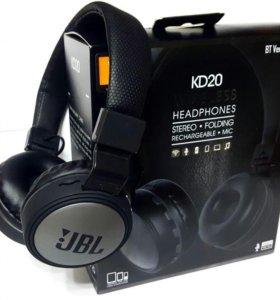 Беспроводные Bluetooth наушники JBL KD20