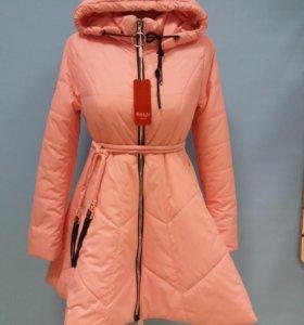 Куртки женские. Весна