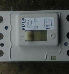 Автомат ВА57-35-340010 250А (новый)