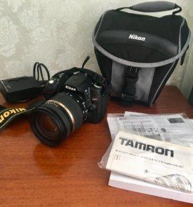 Зеркальный фотоап. Nikon D90 + Tamron 17-50 F/2.8
