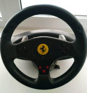 Thurstmaster racing wheel 3in1 Ferrari