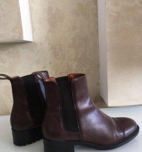 Massimo Dutti ботинки 40 размер