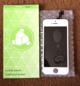 Дисплей, экран, модуль дисплея iPhone 5s