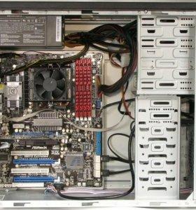 Продам Два системных блока и оперативку ддр1