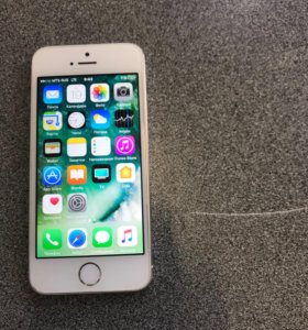 iPhone 5s silver 64gb original