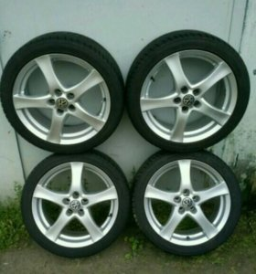 R17 5x100 Borbet Germany