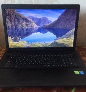 Ноутбук Lenovo G710 i5