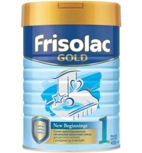 Смесь Frisolac Gold