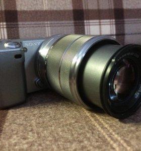 Фотоаппарат Sony NEX5