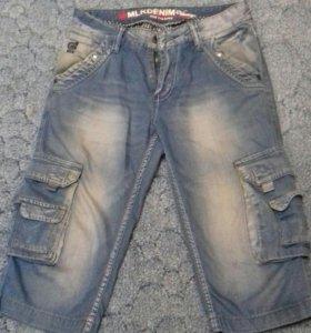 Шорты мужской джинсовый