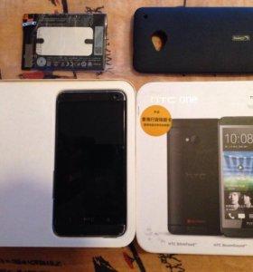 Телефон HTC ONE M7 32Gb
