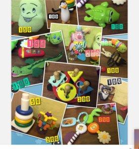 Развивающие Игрушки можно и пакетом!🐣🌼🌻🌸