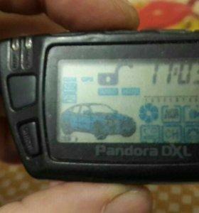 Брелок от Pandora DXL5000
