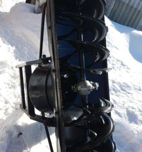 Снегоротор на трактор