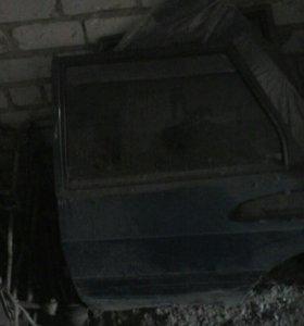 Двери задние ваз 2109-14