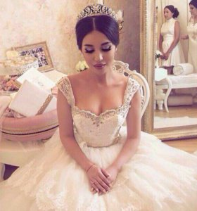 Свадебное платье 👰🏽