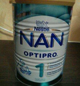 Продам смесь Nestle Nan 1 optipro