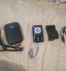 Цифровой фотоаппарат Fujifilm FinePix (черный)