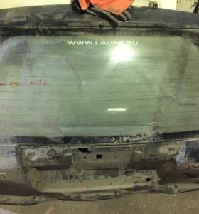 Стекло двери багажника chevrolet lacetti