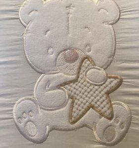 Постельное белье и Бортики на детскую кроватку