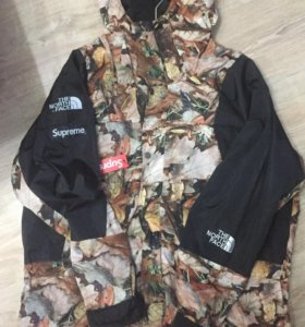 The North Face x Supreme jacket куртка