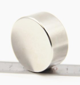Неодимовые магниты в форме дисков