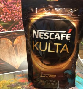 Растворимый кофе Nescafe Kulta 180 гр